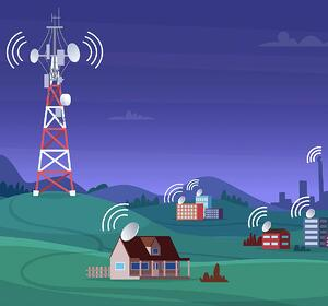 Why do I need a data plan for my GPS tracker? Tower sending GPS signal to multiple different buildings